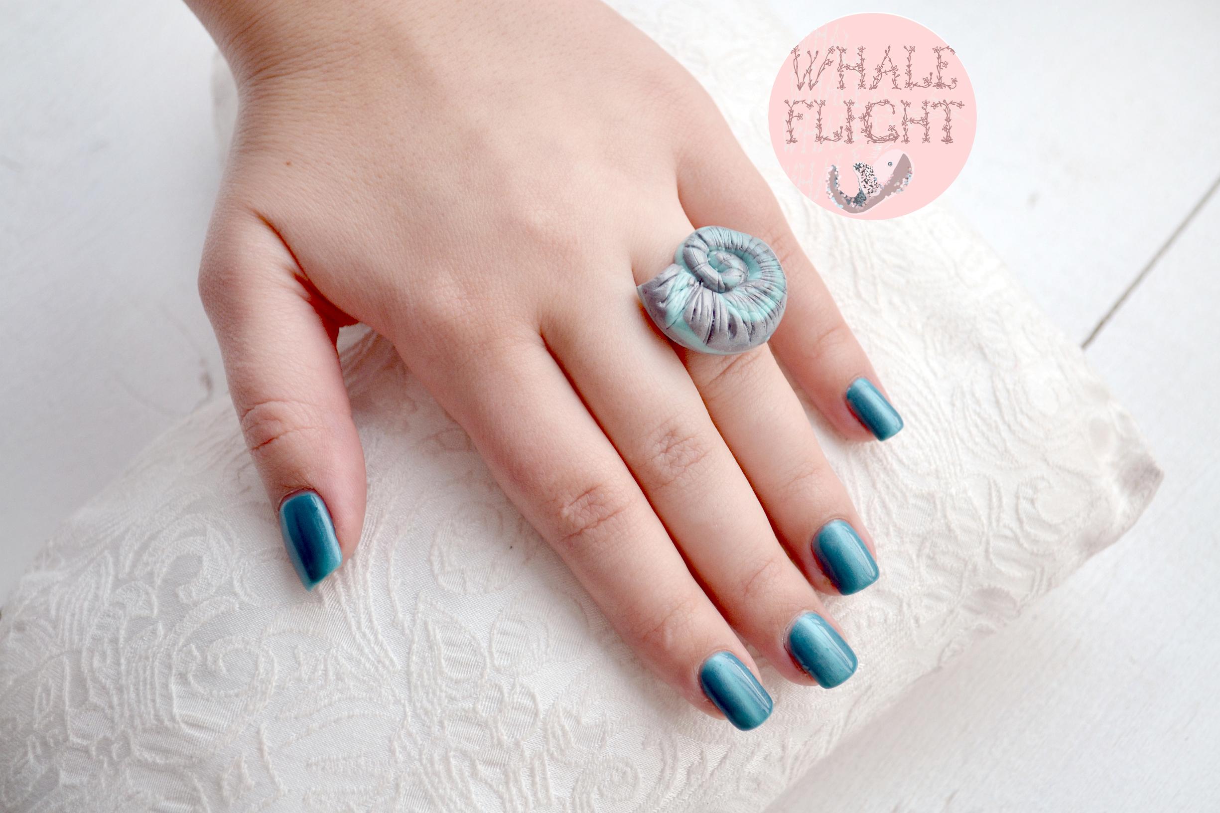 кольцо ручной работы 341